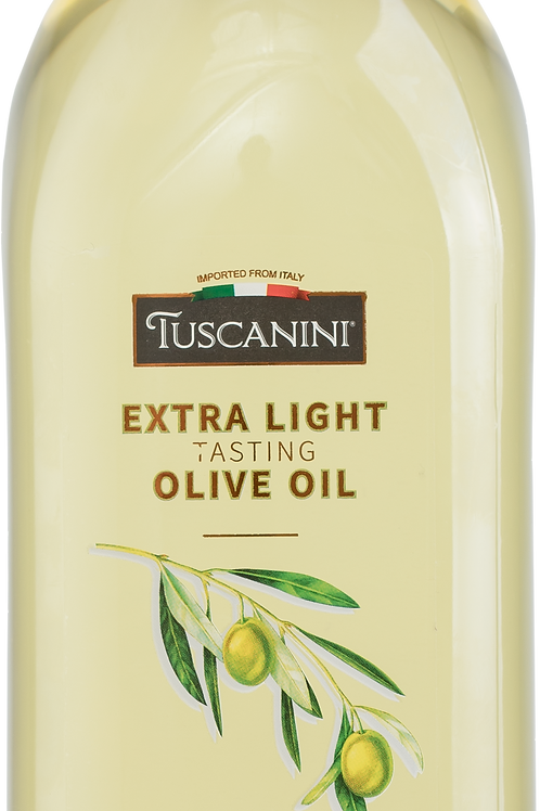 Tuscanini 1lt Extra Light Olive Oil 33.8oz