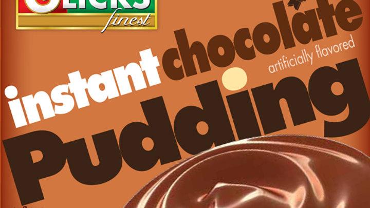 Glicks Chocolate Pudding 4oz