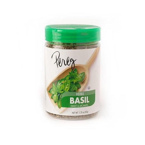 Pereg Basil Leaves