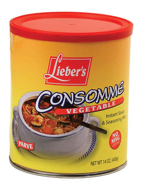 Lieber's Vegetable Soup Mix(No MSG) 14oz.