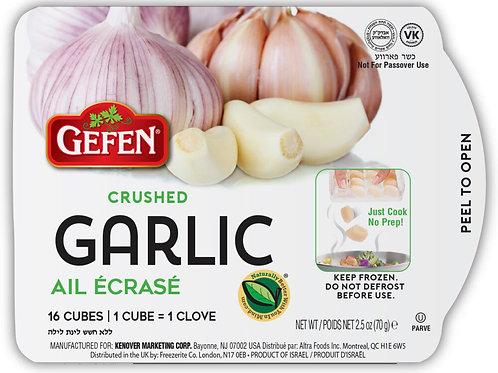Gefen Crushed Garlic Cubes 2.8oz