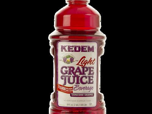 Kedem Grape Juice Lite 64oz