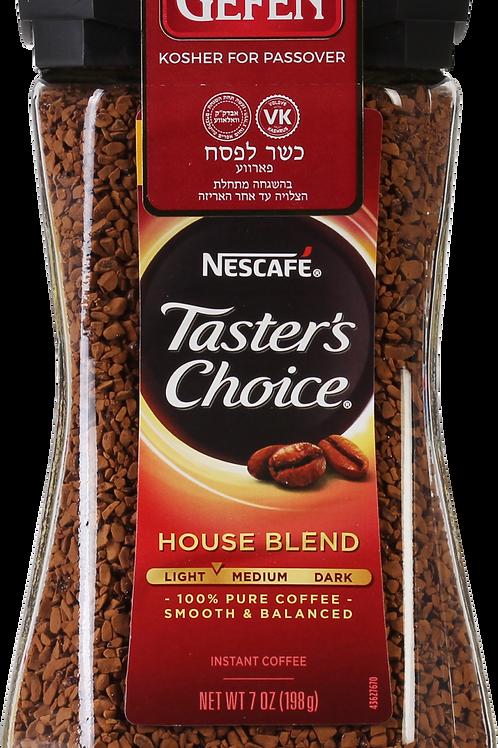 Gefen Taster's Choice Coffee - Glass