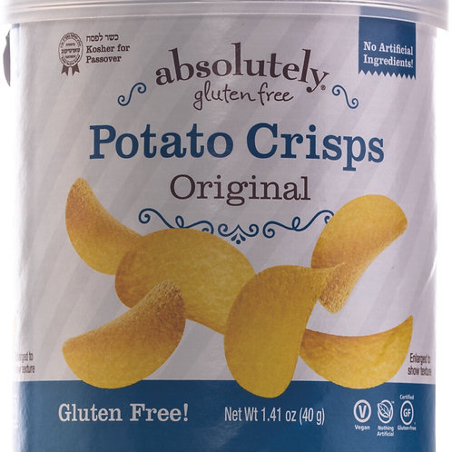 Absolutely Original Mini Stacked Potato Chips 1.41oz