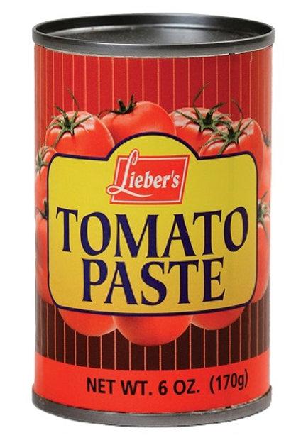 Lieber's Tomato Paste 6 oz.
