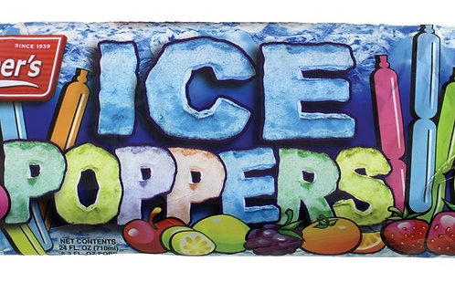 Lieber's Ice Poppers 8/2.5 oz.