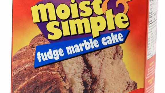 Lieber's Fudge Marble Cake Mix 14 oz.
