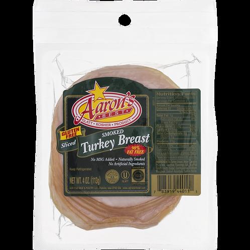Aaron's Smoked Turkey Breast 4oz