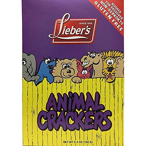 Lieber's Animal Cookies 5.3 oz
