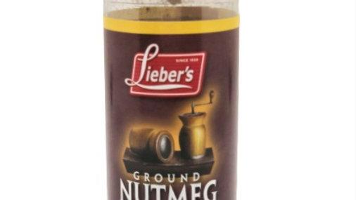 Lieber's Ground Nutmeg 1 oz.