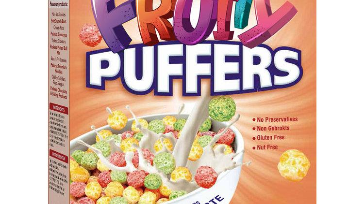 Paskesz Frutty Puffers 5.5oz