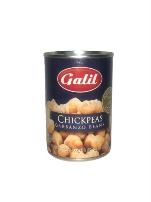 Galil Chickpeas- Garbanzo Beans 14 oz