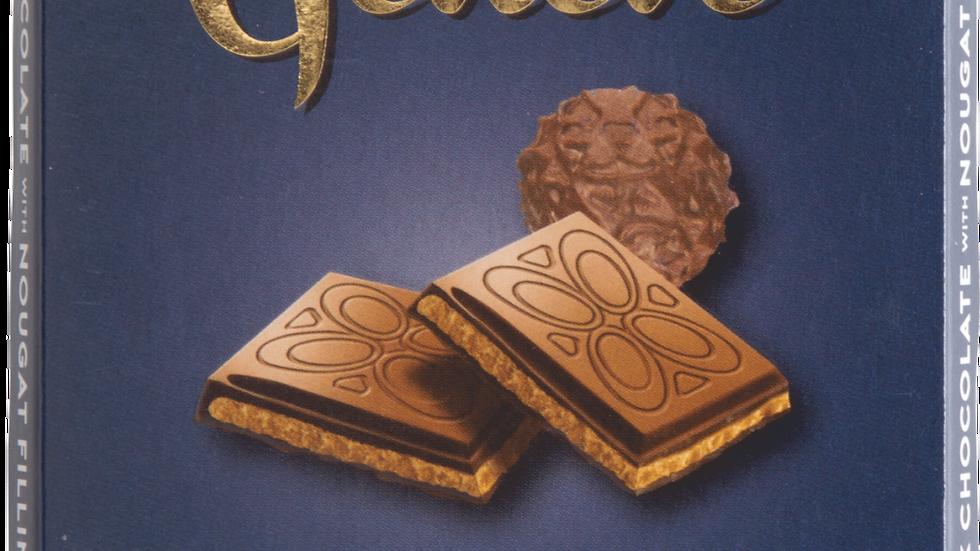 Gefen Geneve Milk Chocolate Bar With Nougat