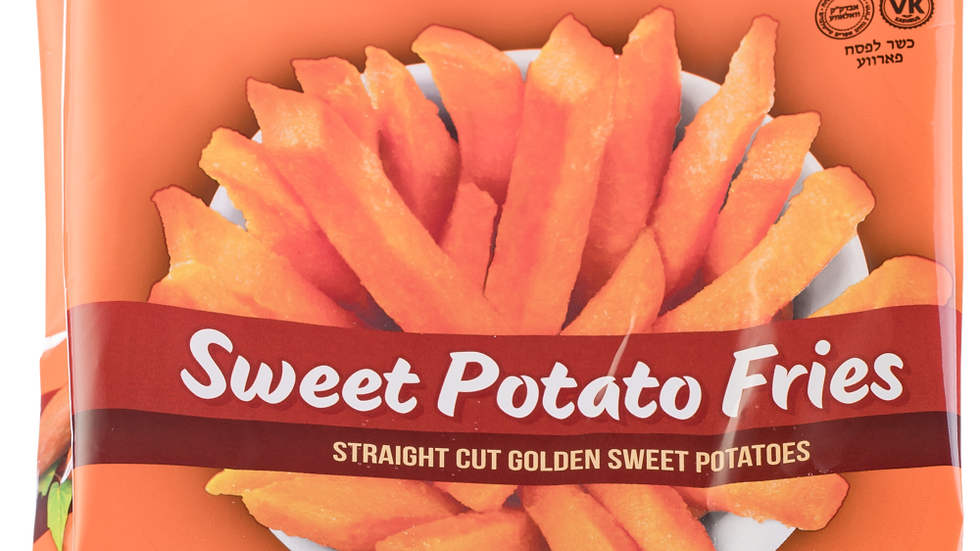 Gefen Sweet Potato Fries Straight Cut 19oz
