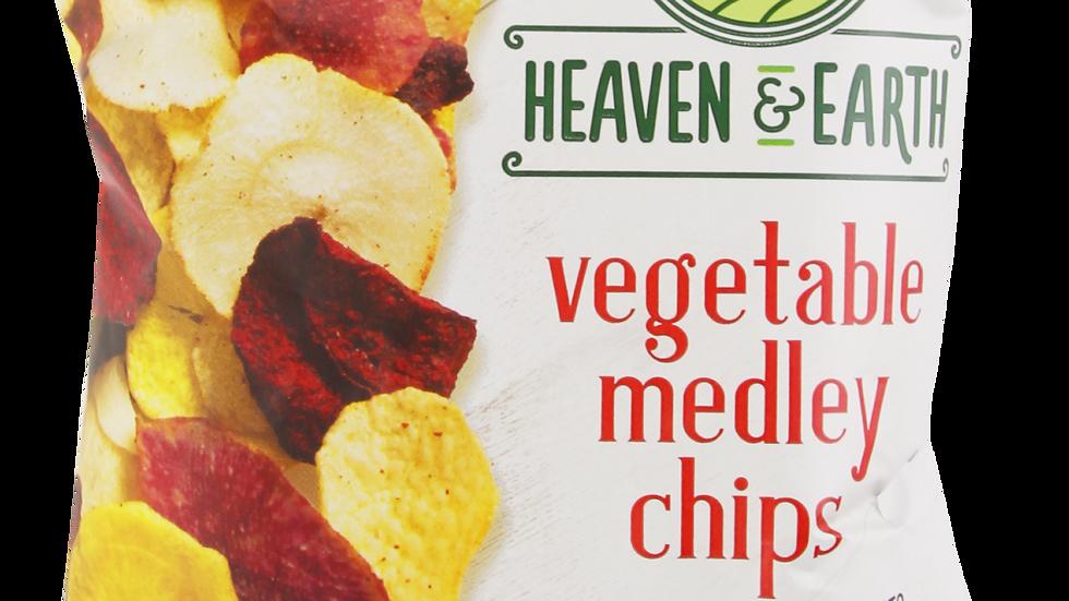 H&E Veggie Chips 1oz