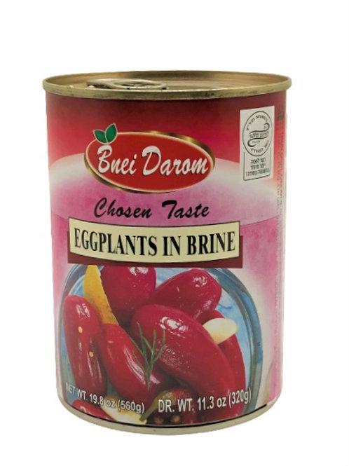 Bnei Darom Eggplant 19 oz.