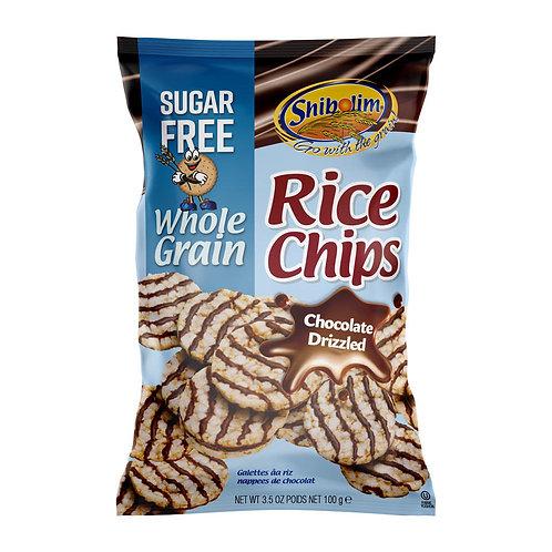 Shibolim Sugar Free Chocolate Rice Chips - Kitniyot 3.5oz