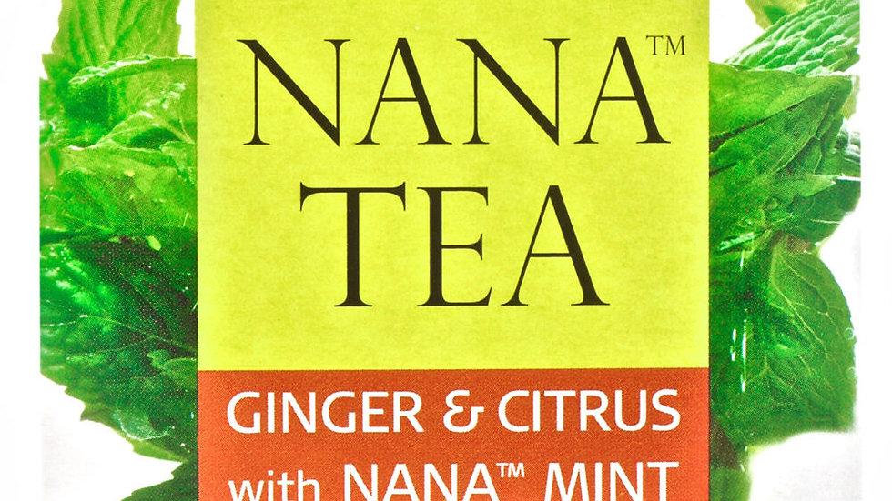 Wissotzky Ginger Lemon With Nana