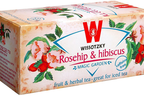 Wissotzky Rosehip And Hibiscus