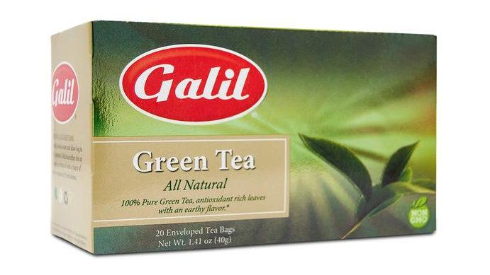 Galil Tea Green 20 pcs