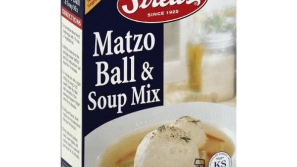 Streits Matzo Ball & Soup Mix 4.5 Oz