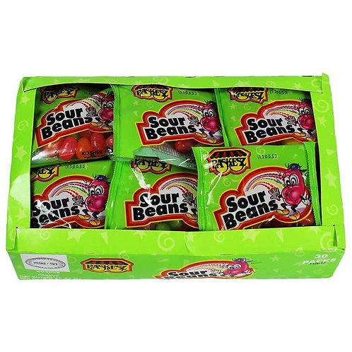 Paskesz Sour Beans 0.88oz