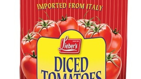 Lieber's Diced Tomatoes 28 oz.