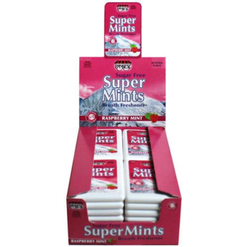 Super Mints Raspberry 0.22oz