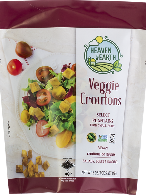 H&E Veggie Croutons