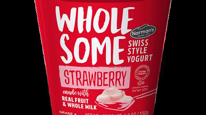 Norman's Wholesome Strawberry 5.3 Oz.