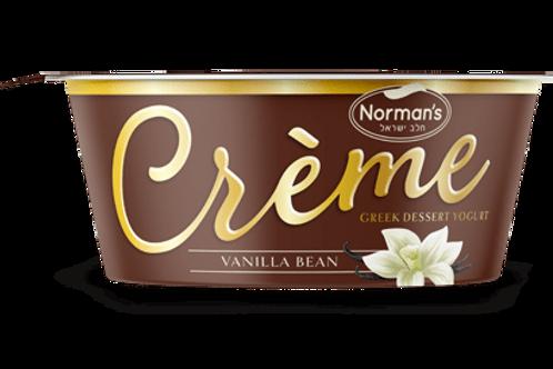 Norman's Crème Vanilla Bean 4.5 oz