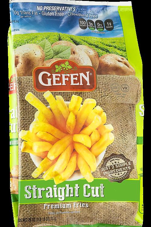 Gefen White Potato Fries Straight Cut 26oz