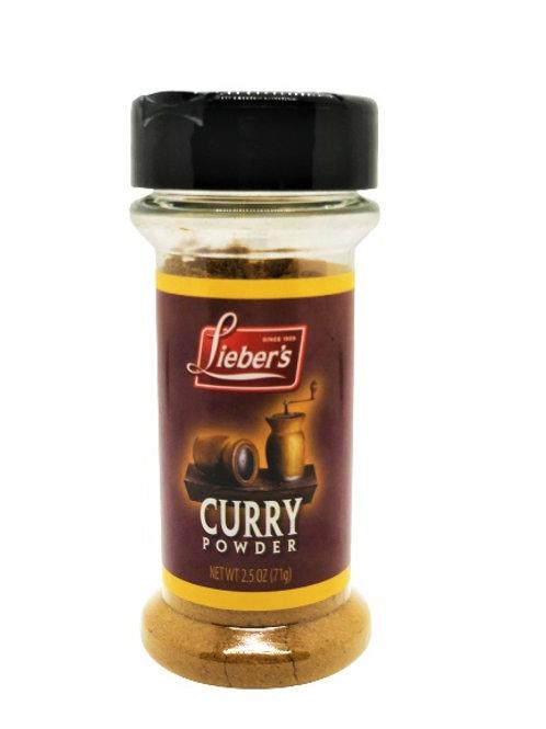 Lieber's Curry Powder 2.5 oz.