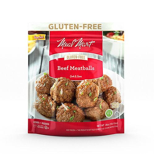 Meal Mart Beef Meatballs (Gluten Free) 26oz