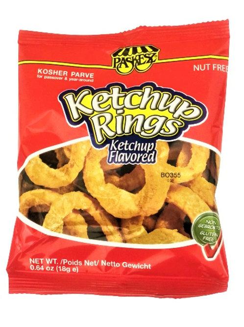 Paskesz Ketchup Rings 0.64oz