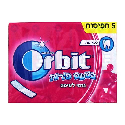 Orbit Fruit 5pk