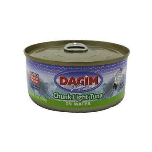 Dagim Chunk Light Tuna In Water 6oz