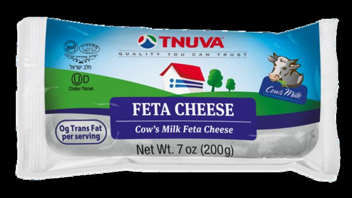 Tnuva Cow Feta cheese vacuum pack 7.05oz