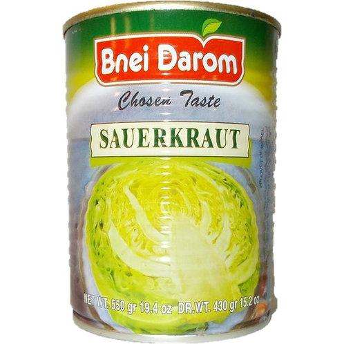 Bnei Darom Sauerkraut 19.4 oz