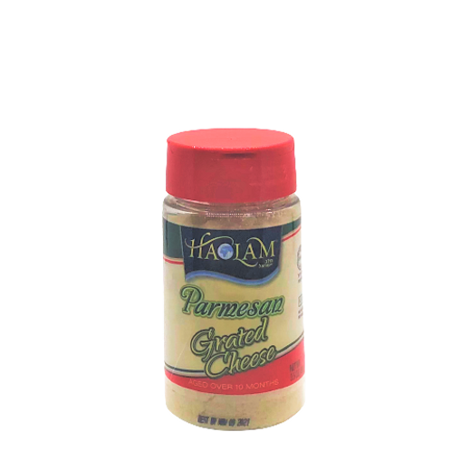 Haolam Grated Parmesan Cheese 3.5oz