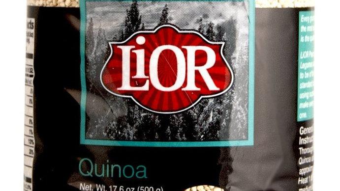 Lior Quinoa 17.6 oz
