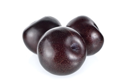 Plums Black (order by piece, sold by weight)