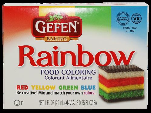 Gefen Assorted Foods Colors