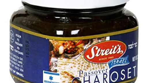 Streits Israeli Charoset 8.57 Oz