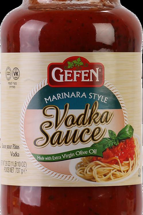 Gefen Vodka Sauce 26oz