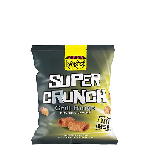 Super Crunch Grill Rings 1.05oz