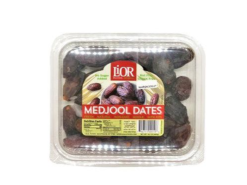 Lior Medj. Dates Tray W/Pit 14.1 oz
