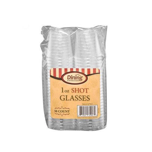 Kaya Shot Glasses Clear 1oz