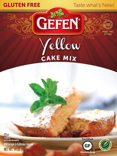 Gefen Yellow Cake 14oz