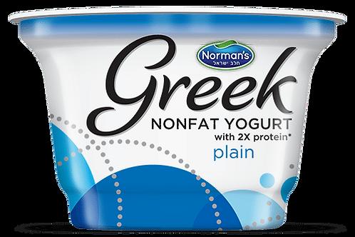 Norman's Greek - Plain 6 Oz.
